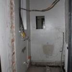 Les toilettes du rez-de-chaussé