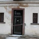 Nouvelle porte  principale vitrée