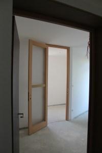 Installation des portes chambre 1.4