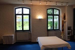 Nouvelles fenêtres à double vitrage Chapelle