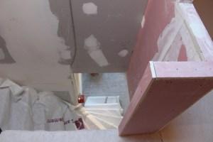 Cage d'escalier menant au 3ème étage