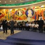 La répartition des nouveaux séminaristes