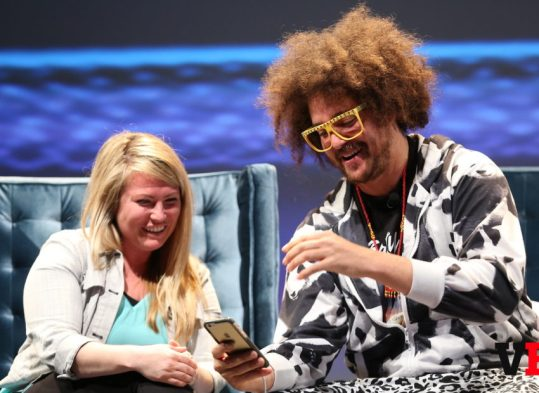 Esther Redfoo Venturebot
