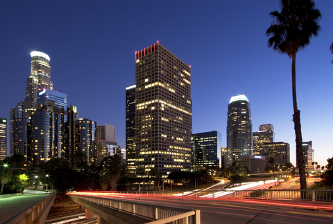 Los Angeles Getting 140,000 New LED Streetlights