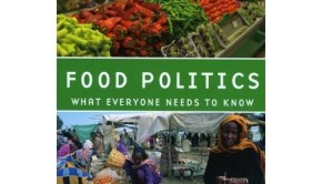 Food Politics cover images