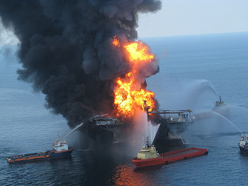 BP Oil Spill: NASA report confirms toxic dispersants DID rain down on Gulf Coast