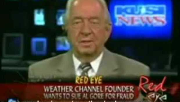 What Ever Happened to the Lawsuit Brought by Weather Channel Founder Against Al Gore over Global Warming?