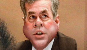 jeb! bush by donkeyhotey