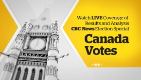 Watch LIVE here as CBC covers the Canadian Election results – LIBERAL SWEEP!