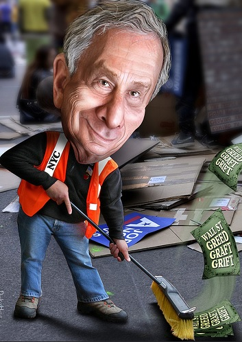 Wall Street billionaire Bloomberg fancies himself an independent...