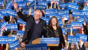Watch Bernie Sanders Super Tuesday Vermont Victory speech here (video + full text)