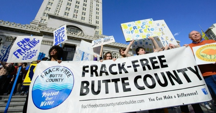 Cali county voters pass fracking ban