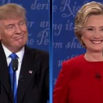 clinton trump presidential debate