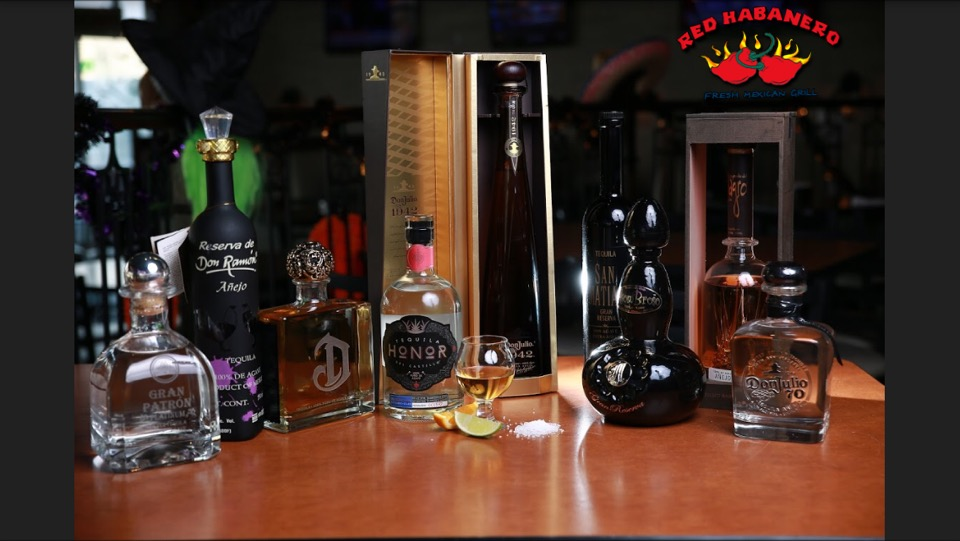 Tequila Selections!