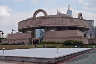 Nieco futurystyczny budynek Muzeum
