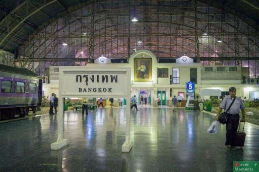 Dworzec kolejowy Hualamphong