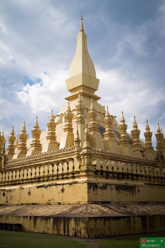 Złota Pagoda w pełnej krasie