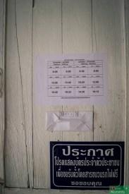 Rozkład jazdy Maeklong