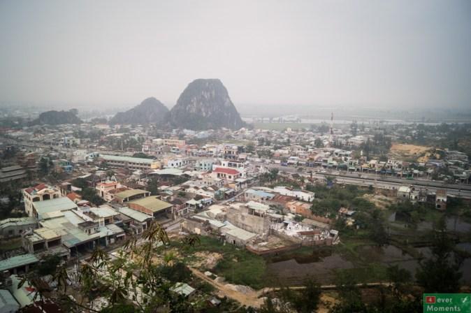 Góry Marmurowe w drodze do Hoi An
