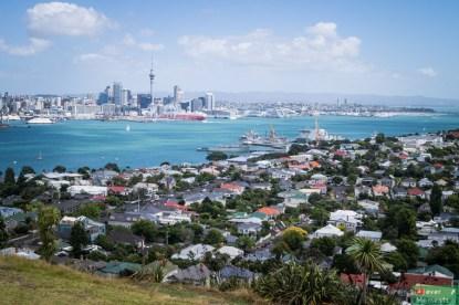 Żegnamy Auckland!