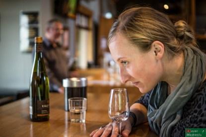 Degustacja wina w Waipara Hills