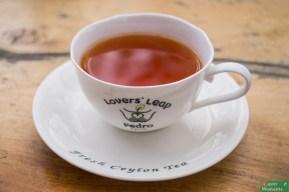 Filiżanka pysznej herbaty to zdecydowanie obowiązkowy punkt tej wycieczki