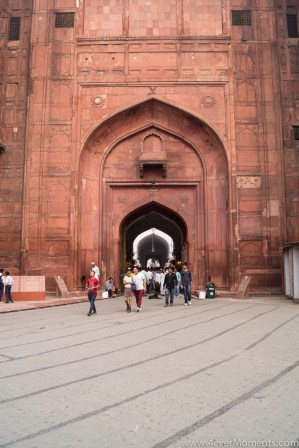 Lahori Gate, Red Fort