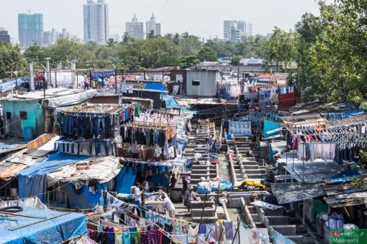 Mahalaxmi Dhobi Ghat- największa na świecie pralnia na świeżym powietrzu