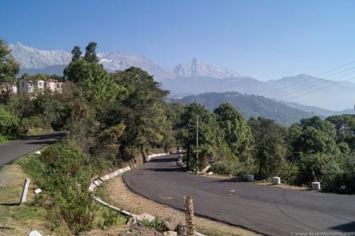 W drodze do Dharamsali
