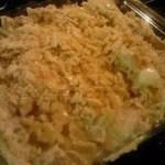 Cheesy Chicken Hash Brown Casserole