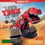 The must see new series #DinoTrux roars onto @Netflix_Ca #Streamteam