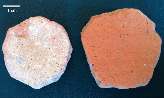 Baños Romanos Historia:Los antiguos romanos usaba cerámica higiénica para limpiar sus