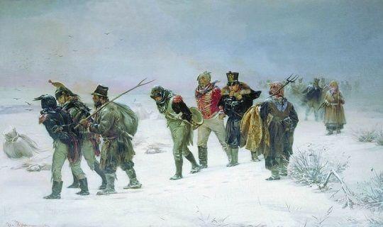 Retirada de los ejércitos napoleónicos de Rusia