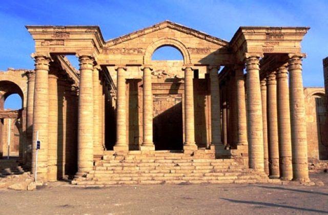 Hatra, ciudad Patrimonio de la Humanidad