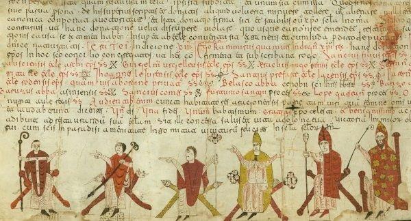 El portal DARA ofrece una gran cantidad de documentos originales digitalizados del Reino de Aragón.