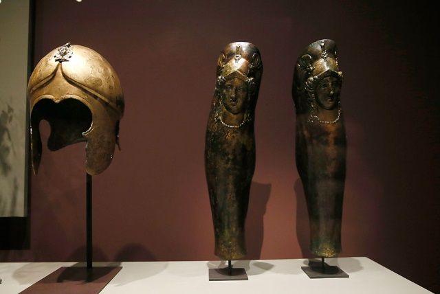 El Museo del Louvre ofrece una impresionante exposición sobre el pueblo tracio.