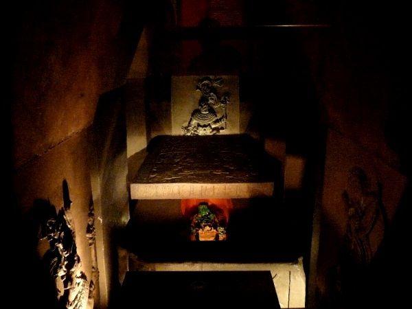 Expertos han descifrado los jeroglíficos de la tumba de Pakal.