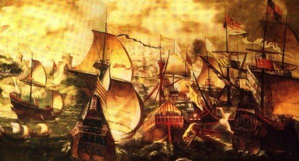 Galeotes de 'La Armada Invencible'