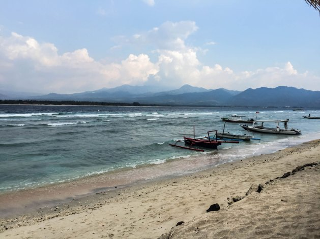 the-gili-air-view