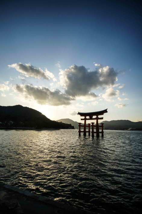 Itsukushima-Shrine