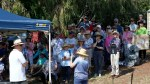 More than 300 concerned residents attended a community rally about Toondah Harbour development plans