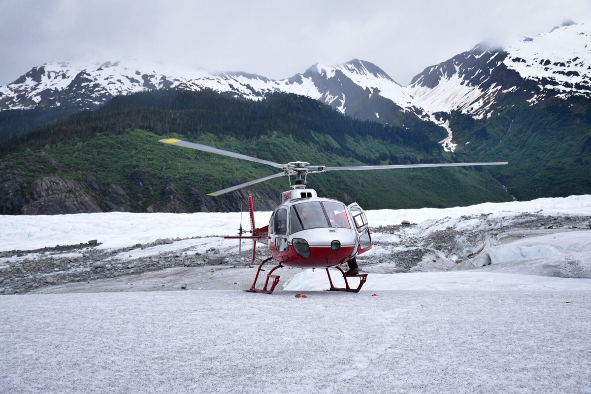 Alaskan Cruise: Juneau Part 1 (Mendenhall Glacier)