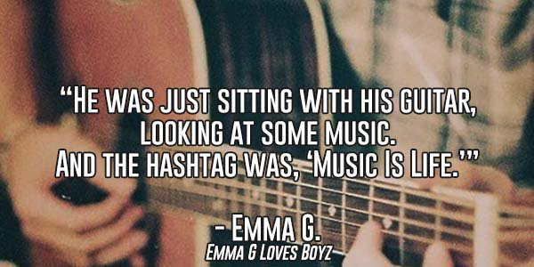 Emma G. Loves Boyz