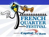 French Quarter Fest New Orleans