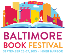 3 Red Stylo Panels at Baltimore Book Festival