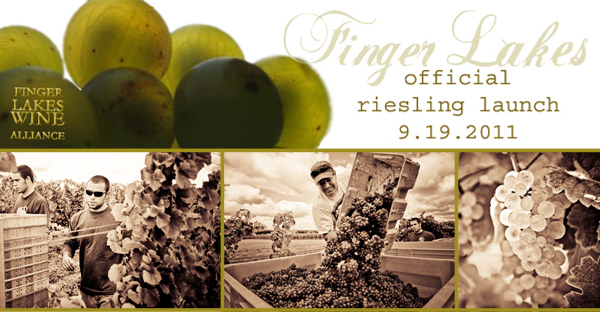 Virtual Riesling Tasting: Finger Lakes Wine (1/3)