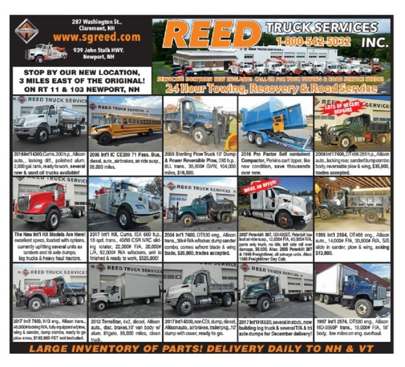 Reed Truck Flier January 2017 1000px