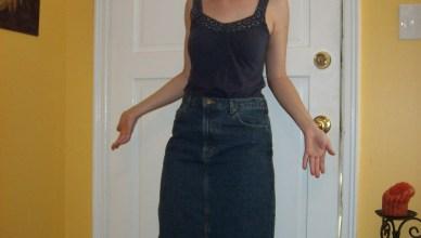 Serious Mom Skirt