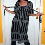 Day 226: Art Dec-oh! Dress