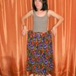 Day 287:  Hibiscus Dress